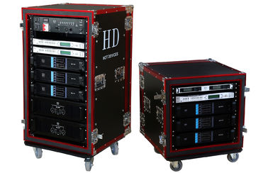Cina Power Switching Power Amplifier FP10000Q 4x1300W Dengan Stabilitas Tinggi Untuk Line Array Speakers Distributor